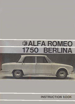 Catalogo 1750 Berlina EN