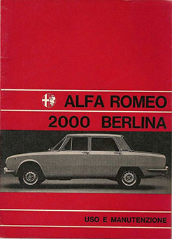 Catalogo 2000 Berlina